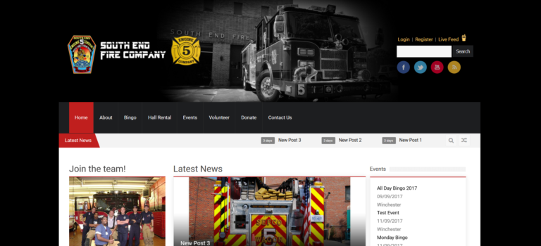 Southendfire.com has been updated!