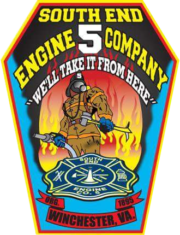 South End Fire Company Logo